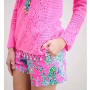 Lilly Pulitzer Pop Pink Southern Charm Callahan